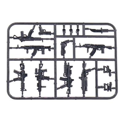 Набор Оружия - Особо опасные - 13 шт.