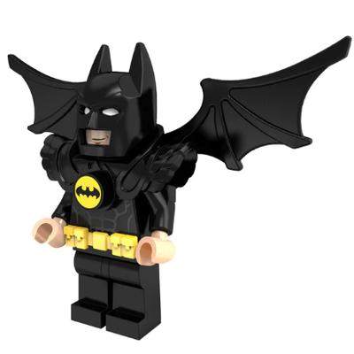Бэтмен с крыльями