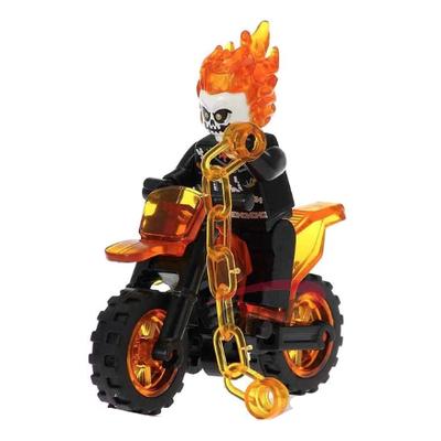 Призрачный Гонщик на Мотоцикле
