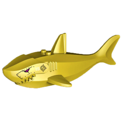 Акула - Робот