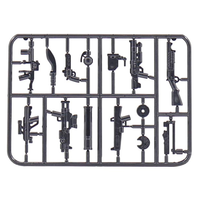 Набор Оружия - Пехота - 10 шт.