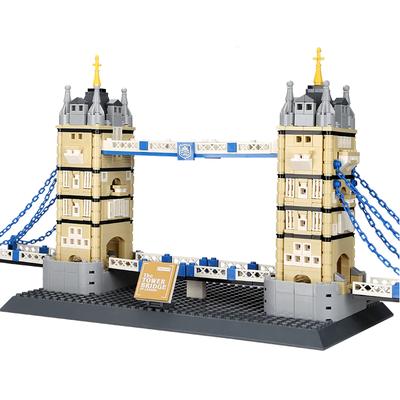 Набор Архитектура Тауэрский Мост - Лондон