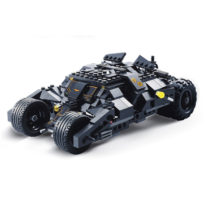Набор DC Бэтмобиль автомобиль Бэтмен и Джокер