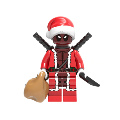 Дэдпул - Санта Клаус