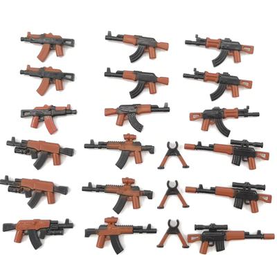 Набор Оружия АК-47 - 21 шт.