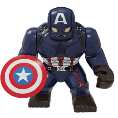 Большой Капитан Америка