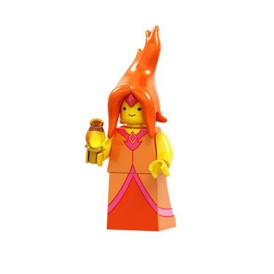 Огненная принцесса