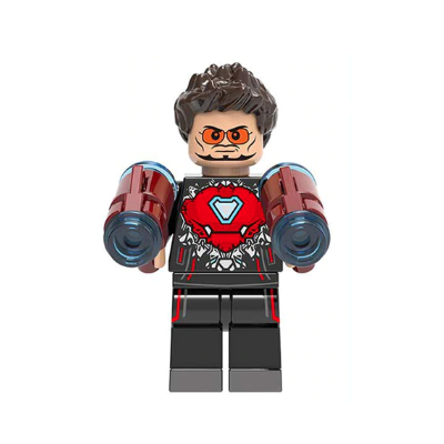 Железный Человек без костюма