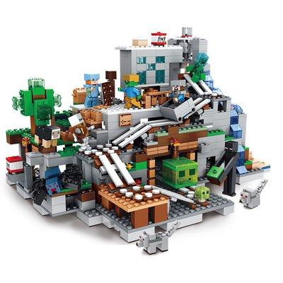 Набор Горная пещера Minecraft