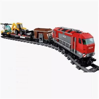 Набор Мощный грузовой поезд