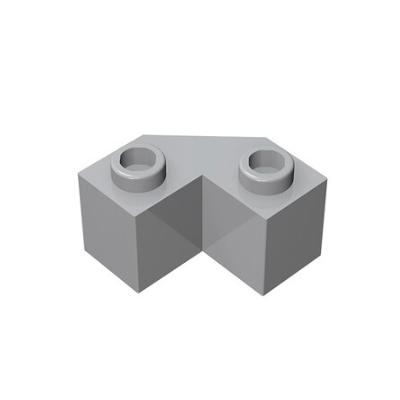 Брик правый угол 2x2 - упаковка 30 шт.