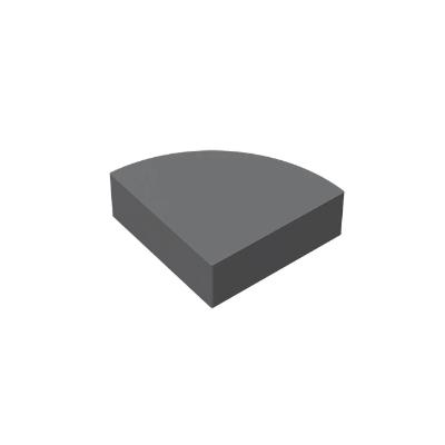 Гладкая плитка угол 1x1 - упаковка 10 шт.