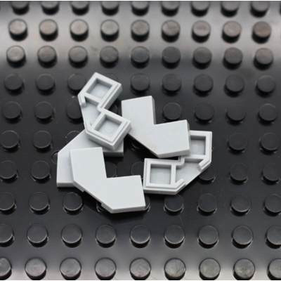 Плитка правый угол 2x2 - упаковка 100 шт.