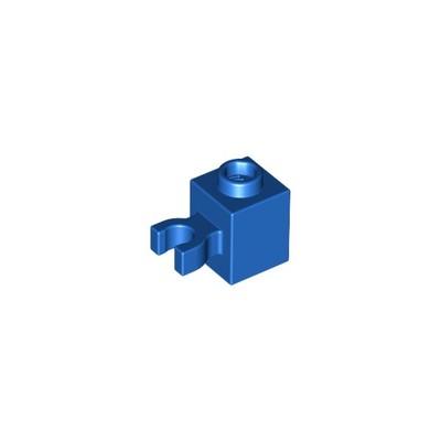 Модифицированный брик горизонтальная клипса 1x1 - упаковка 30 шт.