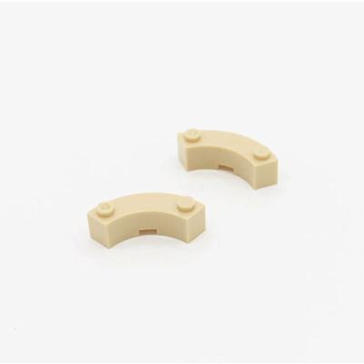 Модифицированный брик круглый угол 4x4 - упаковка 30 шт.