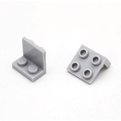 Плитка кронштейн перевернутый  1x2 - 2x2 - упаковка 30 шт.