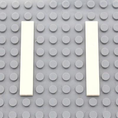 Гладкая плитка 1x6 - упаковка 90 шт.